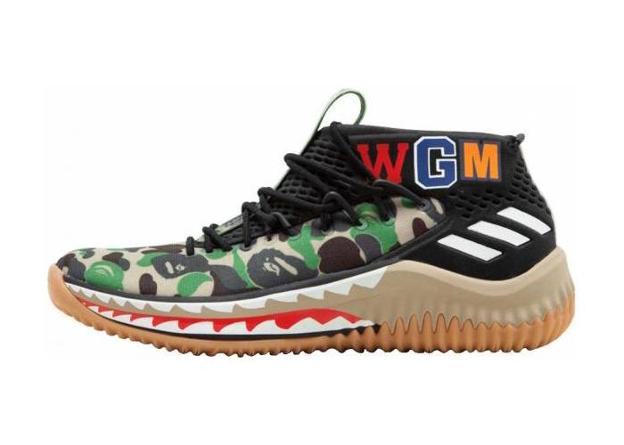 27063303463 - 阿迪达斯篮球鞋, 运动鞋, 篮球鞋, 篮球战靴, 利拉德四代, Damian Lillard, Adidas篮球运动鞋, Adidas Dame 4, Adidas