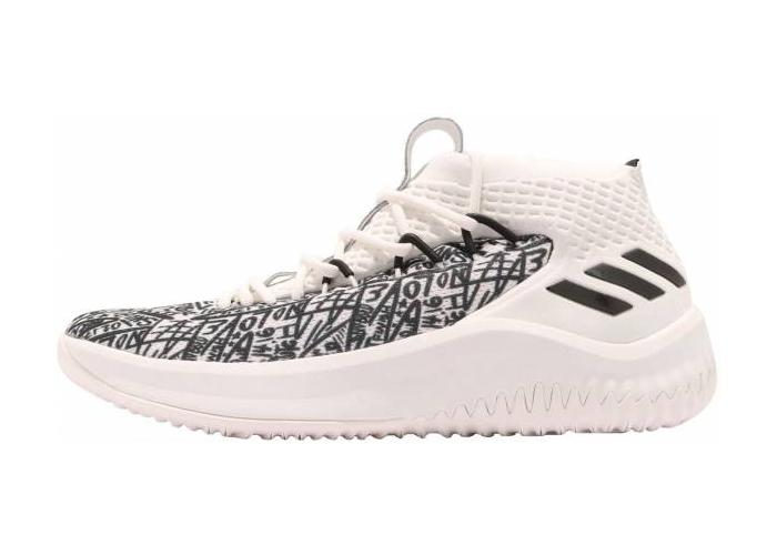 27063304205 - 阿迪达斯篮球鞋, 运动鞋, 篮球鞋, 篮球战靴, 利拉德四代, Damian Lillard, Adidas篮球运动鞋, Adidas Dame 4, Adidas