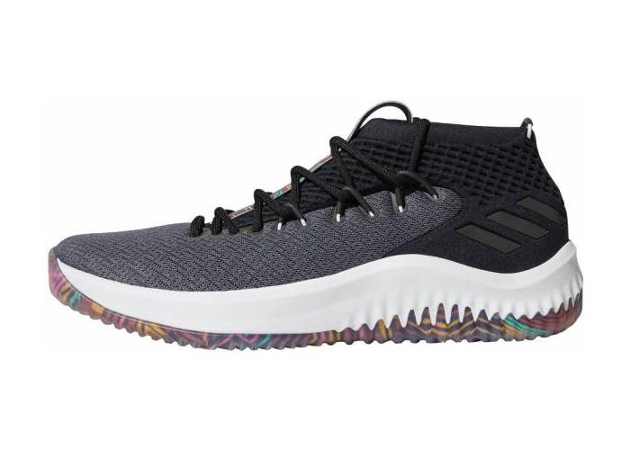 27063304495 - 阿迪达斯篮球鞋, 运动鞋, 篮球鞋, 篮球战靴, 利拉德四代, Damian Lillard, Adidas篮球运动鞋, Adidas Dame 4, Adidas
