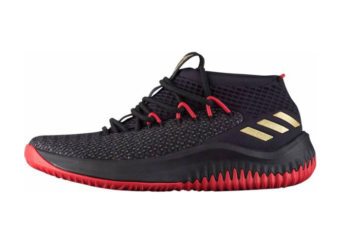 27063305320 - 阿迪达斯篮球鞋, 运动鞋, 篮球鞋, 篮球战靴, 利拉德四代, Damian Lillard, Adidas篮球运动鞋, Adidas Dame 4, Adidas