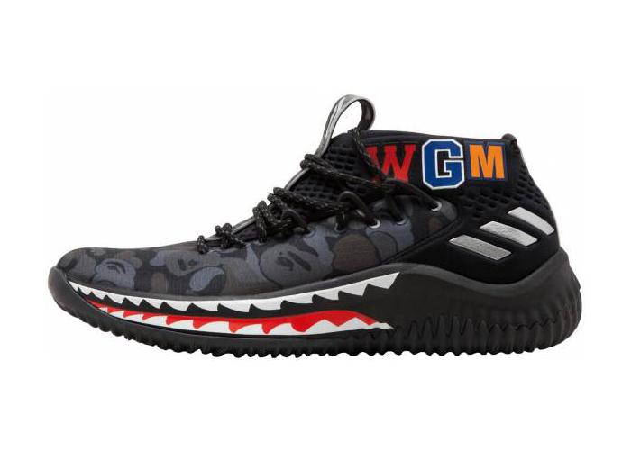27063306133 - 阿迪达斯篮球鞋, 运动鞋, 篮球鞋, 篮球战靴, 利拉德四代, Damian Lillard, Adidas篮球运动鞋, Adidas Dame 4, Adidas