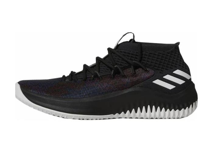 27063308858 - 阿迪达斯篮球鞋, 运动鞋, 篮球鞋, 篮球战靴, 利拉德四代, Damian Lillard, Adidas篮球运动鞋, Adidas Dame 4, Adidas