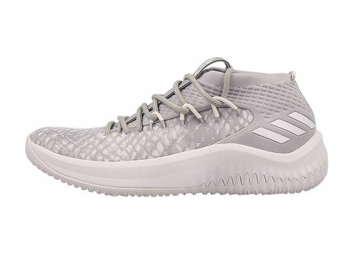 27063310547 - 阿迪达斯篮球鞋, 运动鞋, 篮球鞋, 篮球战靴, 利拉德四代, Damian Lillard, Adidas篮球运动鞋, Adidas Dame 4, Adidas