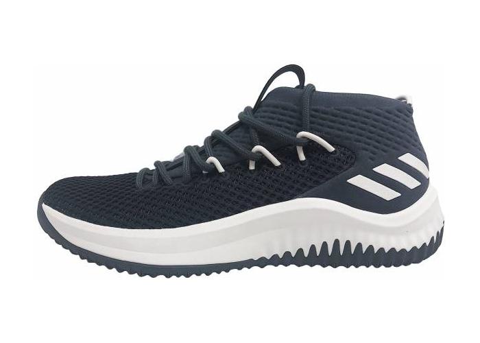 27063311610 - 阿迪达斯篮球鞋, 运动鞋, 篮球鞋, 篮球战靴, 利拉德四代, Damian Lillard, Adidas篮球运动鞋, Adidas Dame 4, Adidas