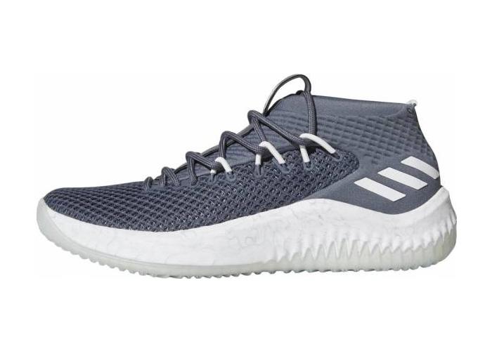 27063312115 - 阿迪达斯篮球鞋, 运动鞋, 篮球鞋, 篮球战靴, 利拉德四代, Damian Lillard, Adidas篮球运动鞋, Adidas Dame 4, Adidas