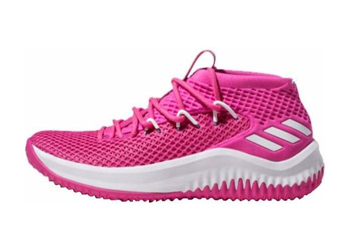 27063312581 - 阿迪达斯篮球鞋, 运动鞋, 篮球鞋, 篮球战靴, 利拉德四代, Damian Lillard, Adidas篮球运动鞋, Adidas Dame 4, Adidas