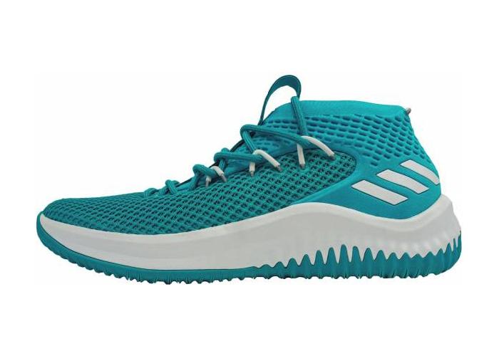 27063313513 - 阿迪达斯篮球鞋, 运动鞋, 篮球鞋, 篮球战靴, 利拉德四代, Damian Lillard, Adidas篮球运动鞋, Adidas Dame 4, Adidas