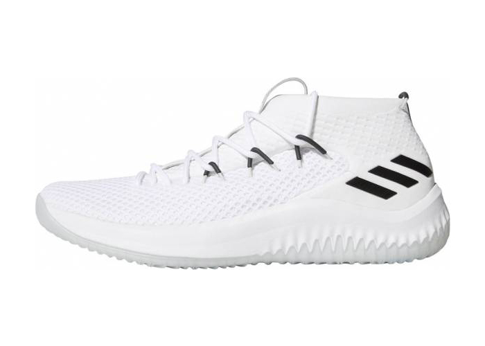 27063314209 - 阿迪达斯篮球鞋, 运动鞋, 篮球鞋, 篮球战靴, 利拉德四代, Damian Lillard, Adidas篮球运动鞋, Adidas Dame 4, Adidas