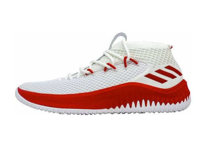 27063315417 - 阿迪达斯篮球鞋, 运动鞋, 篮球鞋, 篮球战靴, 利拉德四代, Damian Lillard, Adidas篮球运动鞋, Adidas Dame 4, Adidas