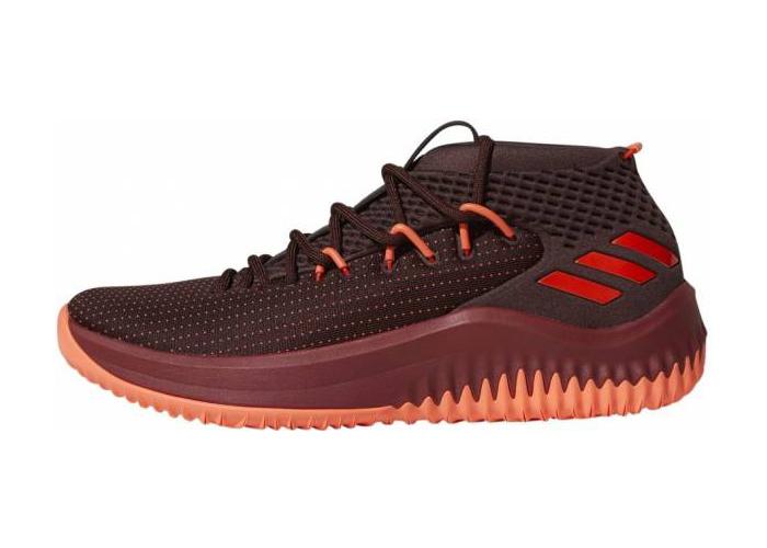 27063317504 - 阿迪达斯篮球鞋, 运动鞋, 篮球鞋, 篮球战靴, 利拉德四代, Damian Lillard, Adidas篮球运动鞋, Adidas Dame 4, Adidas