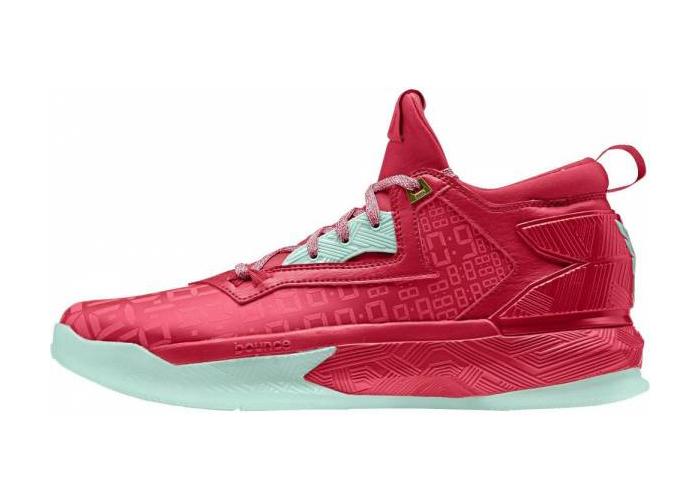 27064804316 - 篮球鞋, Rose, Primeknit鞋面, Primeknit, D Lillard 2, Adidas篮球鞋, Adidas D Lillard 2, Adidas