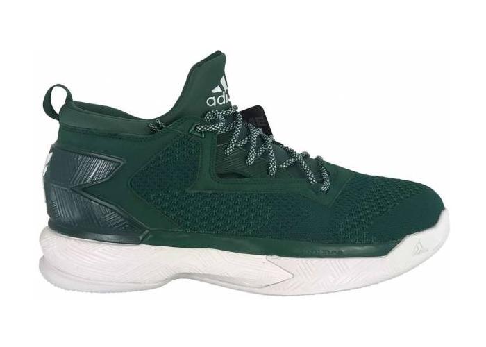 27064806444 - 篮球鞋, Rose, Primeknit鞋面, Primeknit, D Lillard 2, Adidas篮球鞋, Adidas D Lillard 2, Adidas