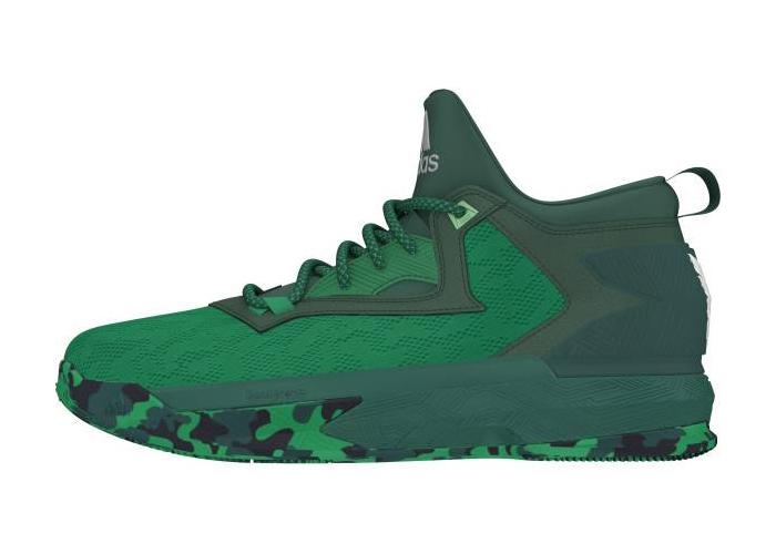 27064806559 - 篮球鞋, Rose, Primeknit鞋面, Primeknit, D Lillard 2, Adidas篮球鞋, Adidas D Lillard 2, Adidas