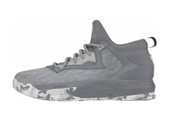 27064807178 - 篮球鞋, Rose, Primeknit鞋面, Primeknit, D Lillard 2, Adidas篮球鞋, Adidas D Lillard 2, Adidas
