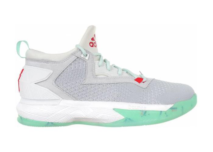 27064807526 - 篮球鞋, Rose, Primeknit鞋面, Primeknit, D Lillard 2, Adidas篮球鞋, Adidas D Lillard 2, Adidas