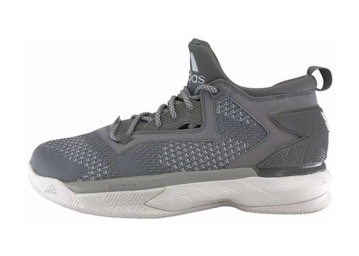 27064808652 - 篮球鞋, Rose, Primeknit鞋面, Primeknit, D Lillard 2, Adidas篮球鞋, Adidas D Lillard 2, Adidas