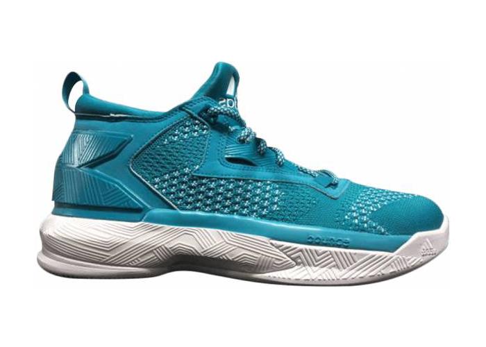 27064809576 - 篮球鞋, Rose, Primeknit鞋面, Primeknit, D Lillard 2, Adidas篮球鞋, Adidas D Lillard 2, Adidas
