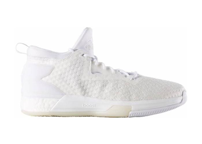 27064810388 - 篮球鞋, Rose, Primeknit鞋面, Primeknit, D Lillard 2, Adidas篮球鞋, Adidas D Lillard 2, Adidas