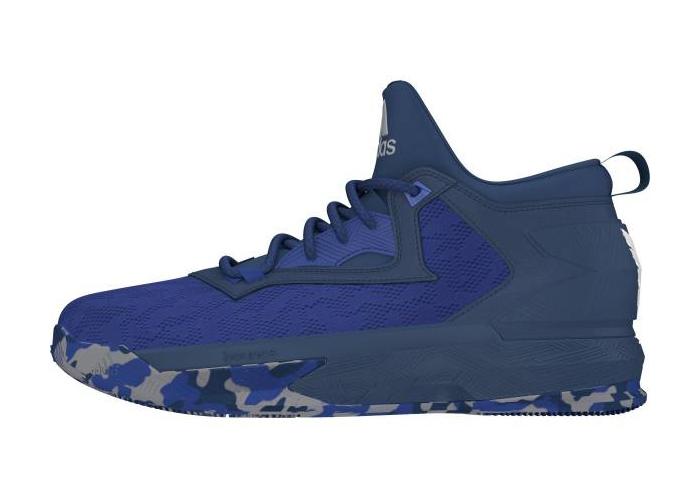 27064810985 - 篮球鞋, Rose, Primeknit鞋面, Primeknit, D Lillard 2, Adidas篮球鞋, Adidas D Lillard 2, Adidas