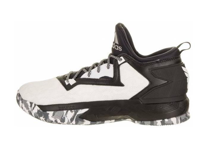 27064812887 - 篮球鞋, Rose, Primeknit鞋面, Primeknit, D Lillard 2, Adidas篮球鞋, Adidas D Lillard 2, Adidas