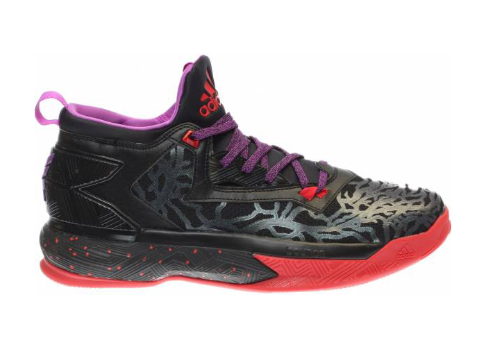 27064813195 - 篮球鞋, Rose, Primeknit鞋面, Primeknit, D Lillard 2, Adidas篮球鞋, Adidas D Lillard 2, Adidas