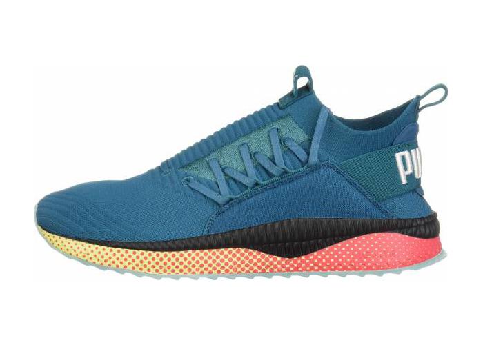 运动鞋, 彪马跑鞋, PUMA TSUGI Jun, Puma, evoKNIT