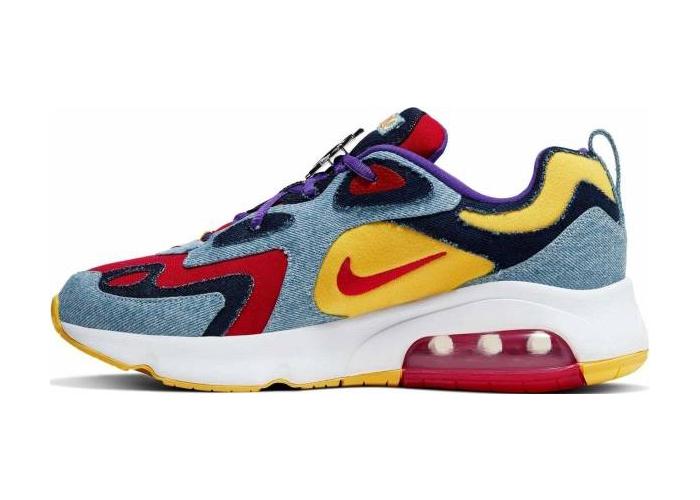 28060356437 - 运动鞋, 复古老爹鞋, Nike Air Max 200, Nike Air Max, Nike Air, Air Max 1, Air Max