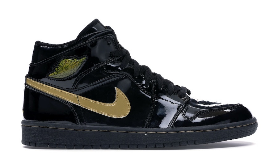 Air-Jordan-1-Mid-Black-Gold-2003