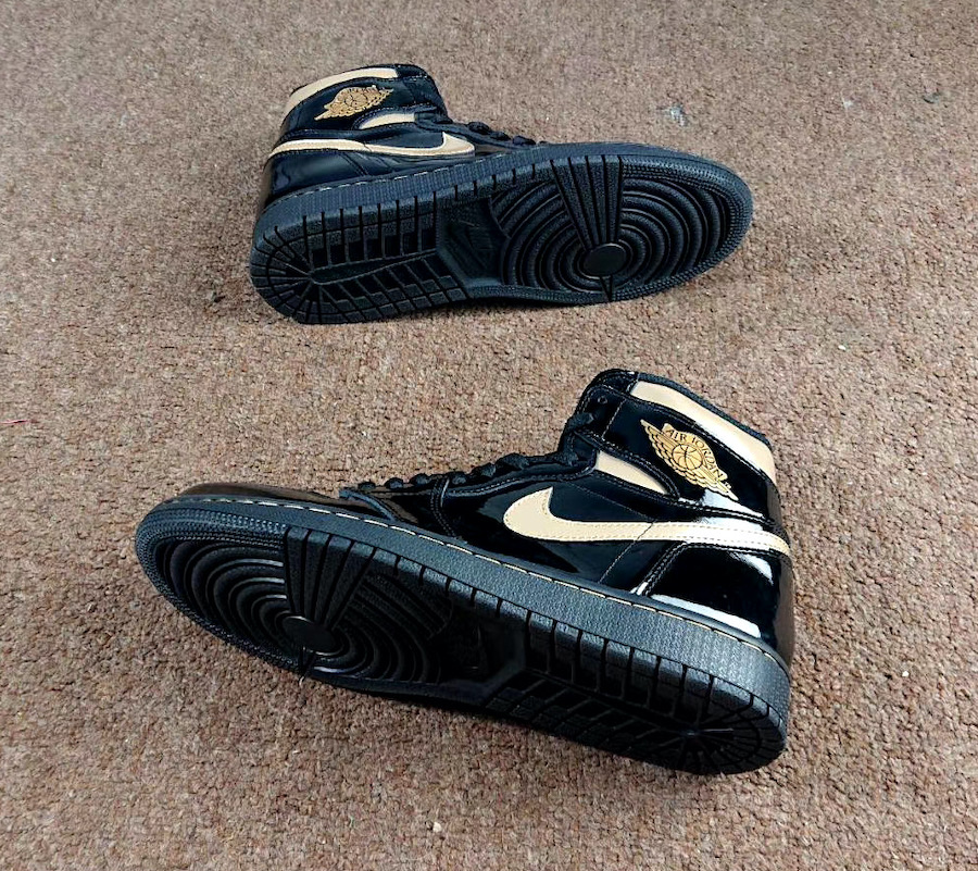 Air-Jordan-1-Patent-Black-Gold-555088-032-Release-Date-6