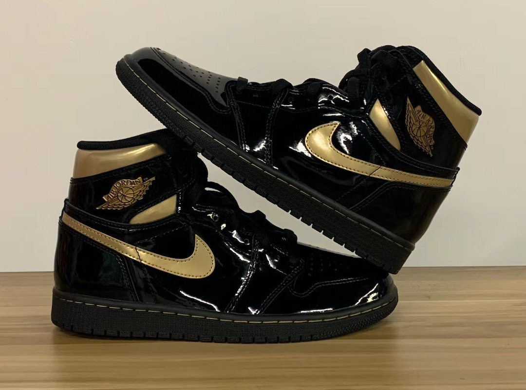 Air-Jordan-1-Patent-Leather-Black-Gold-555088-032-Release-Date-Pricing-1