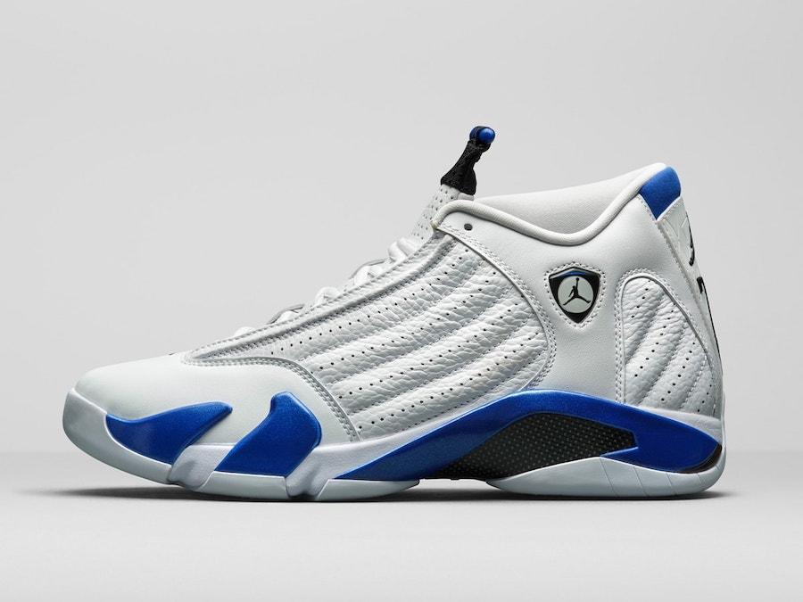 "zsneakerheadz, Jordan Brand, Jordan 14, Jordan, Black, Air Jordan 14"" Hyper Royal"", Air Jordan 14, Air Jordan 1, Air Jordan"