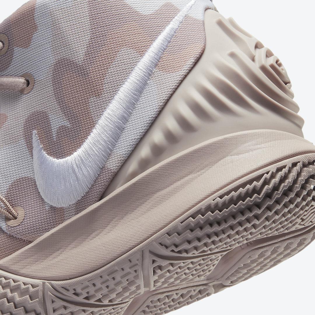 耐克Kyrie S2 Hybrid, Swoosh, Nike Kyrie S2 Hybrid Surface