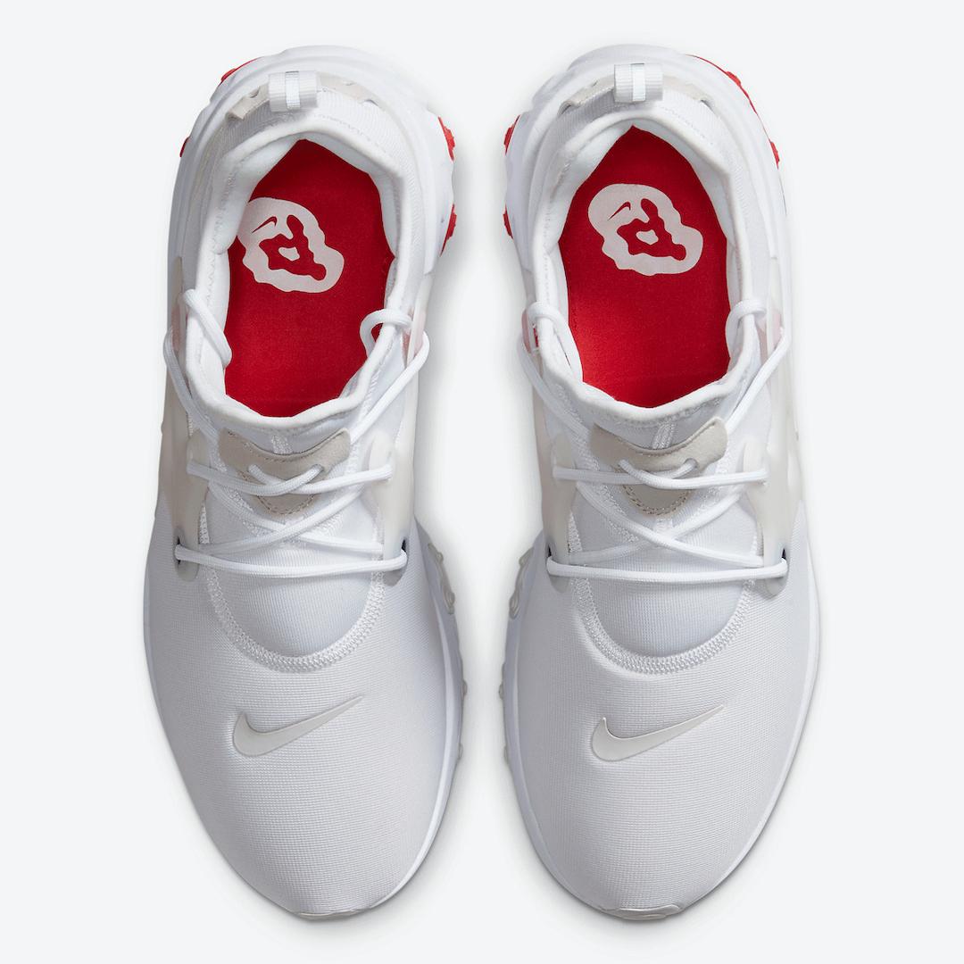 React Presto, React, Nike React