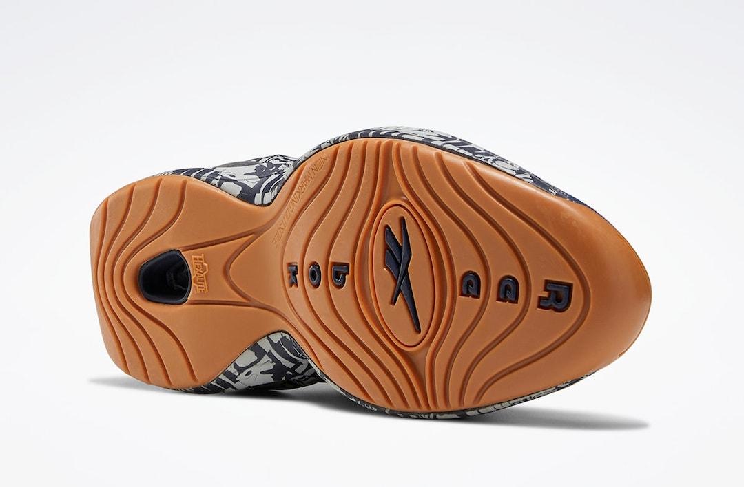 锐步, 运动鞋, Reebok Question, Question