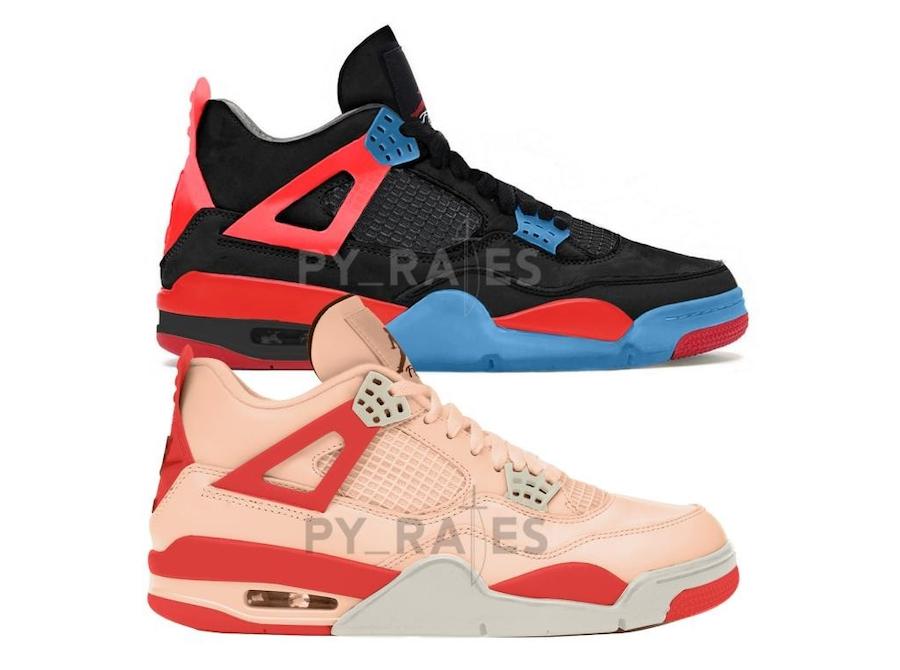 Union Los Angeles, Jordan, Air Jordan 4, Air Jordan 1, Air Jordan