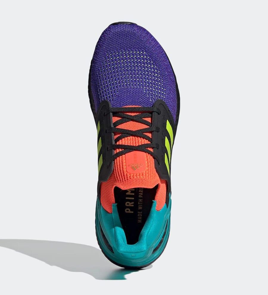 Ultra Boost, Boost, Black, adidas Ultra Boost 2020