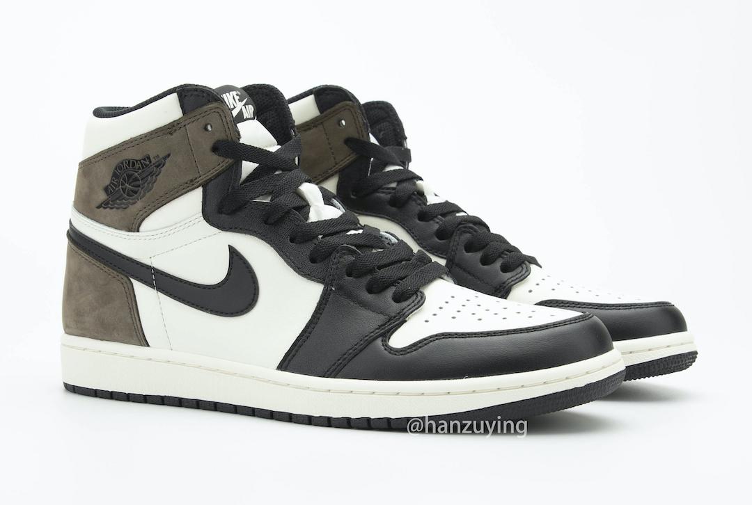 特拉维斯·斯科特, zsneakerheadz, Swoosh, Jordan, Dark Mocha, Black, Air Jordan 1, Air Jordan