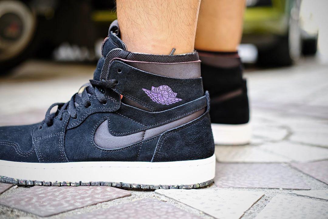 Zoom, Swoosh, Jordan, Court Purple, Air Jordan 1 Zoom, Air Jordan 1 High Zoom, Air Jordan 1, Air Jordan