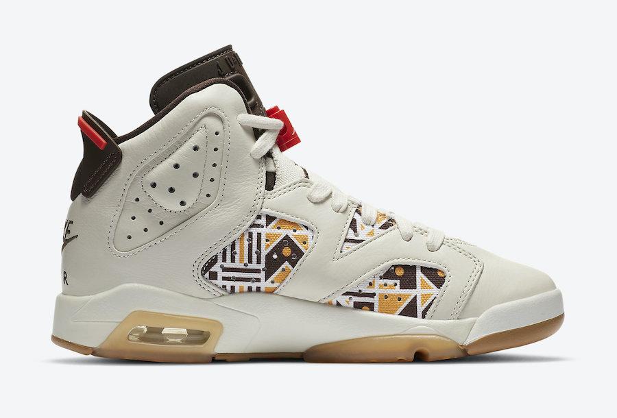 巴洛克, StockX, Racer, Orange, Jordan Brand, Jordan, Black, Air Jordan 6, Air Jordan, 3M反光