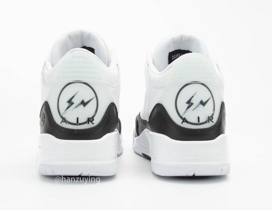 联名, zsneakerheadz, Jordan, Black, Air Jordan 3, Air Jordan