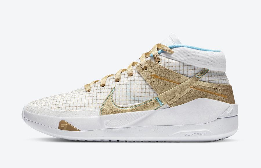 Swoosh, Nike KD 13, EYBL