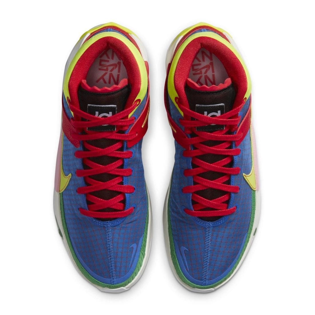 NY vs NY, NY, Nike KD 13