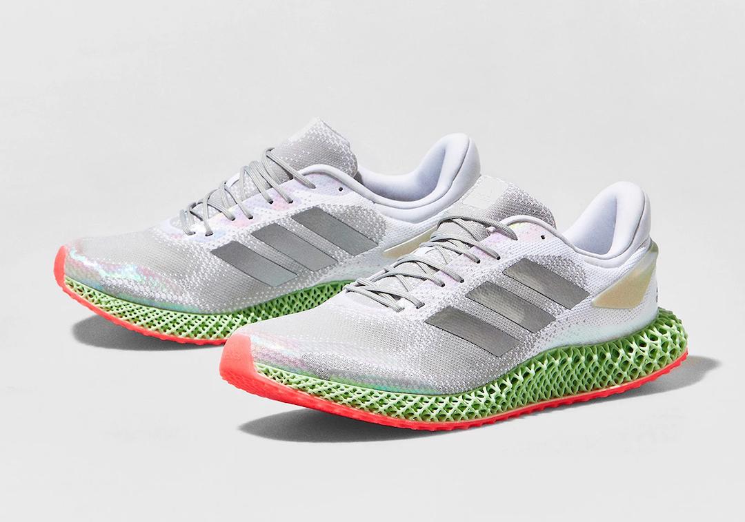 阿迪达斯4D, Continental, adidas 4D Run 1.0