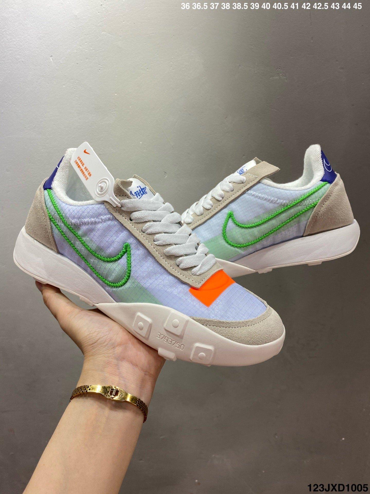 05104728529 - 运动鞋, 跑步鞋, Swoosh, Racer, Nike Waffle Racer 2X