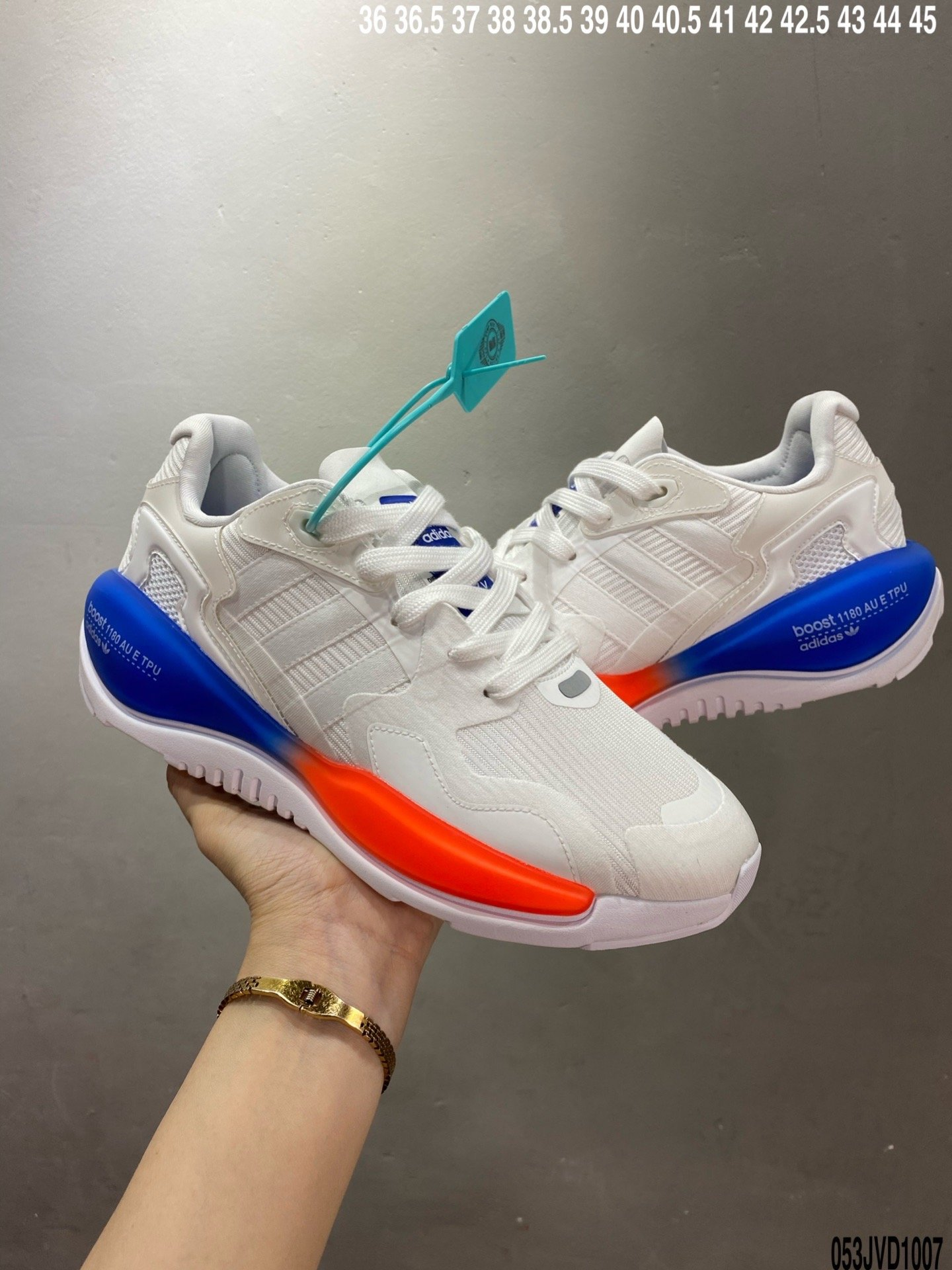 07081131805 - 运动跑鞋, 跑鞋, Originals ZX Alkyne Boost, Boost, Adidas