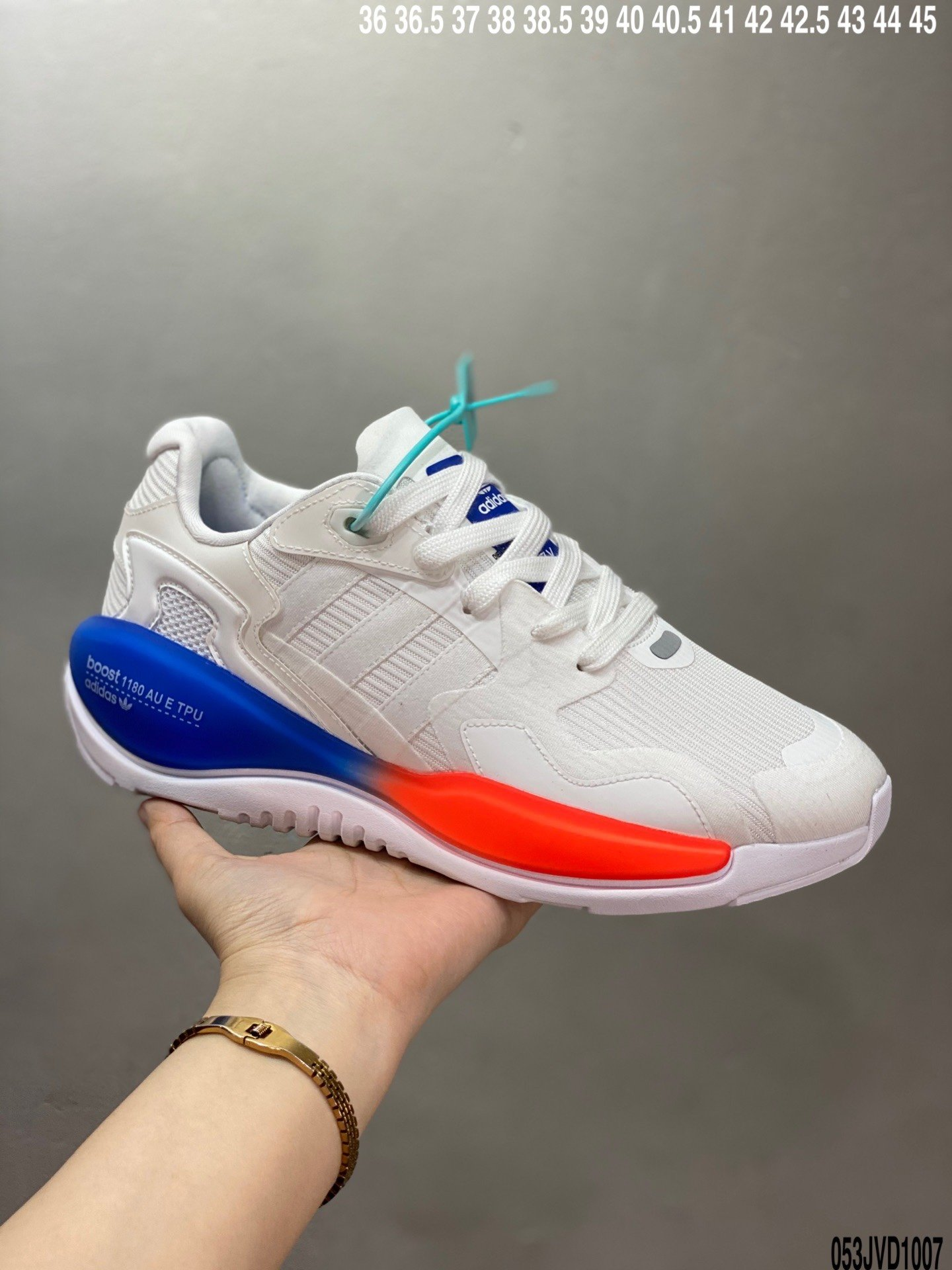 07081134540 - 运动跑鞋, 跑鞋, Originals ZX Alkyne Boost, Boost, Adidas
