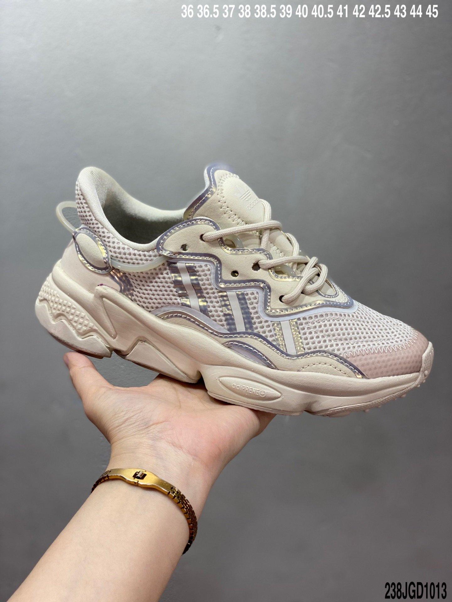老爹鞋, Ozweego, Adidas, 3M反光
