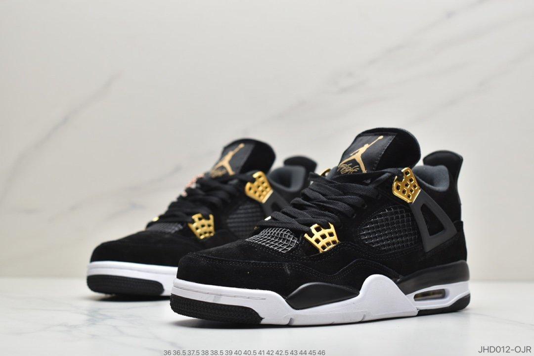 乔4黑金, Jordan, Air Jordan 4, Air Jordan