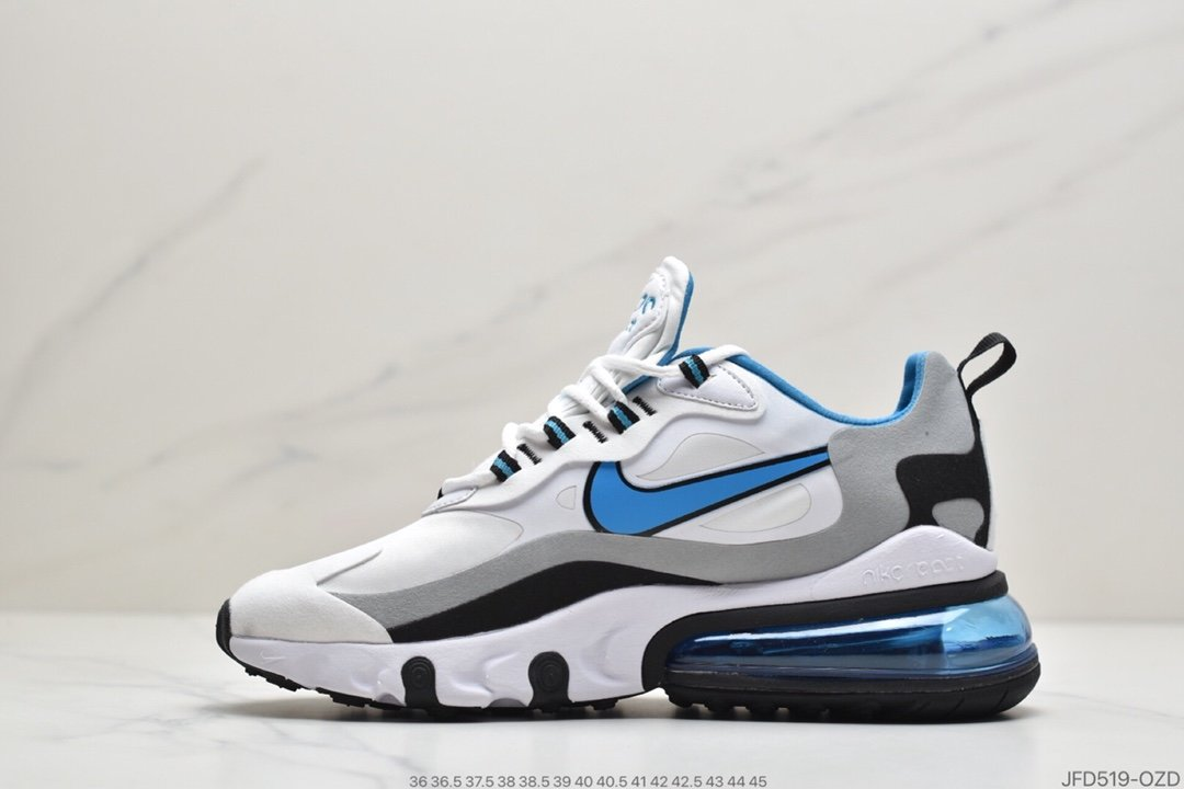 跑鞋, 半掌气垫, React, Max 270, Air Max 270 React, Air Max