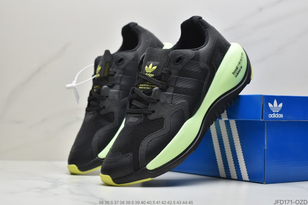 跑步鞋, 爆米花, Boost, Adidas